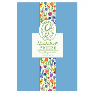 Greenleaf -Meadow Breeze - Large Scented Sachet